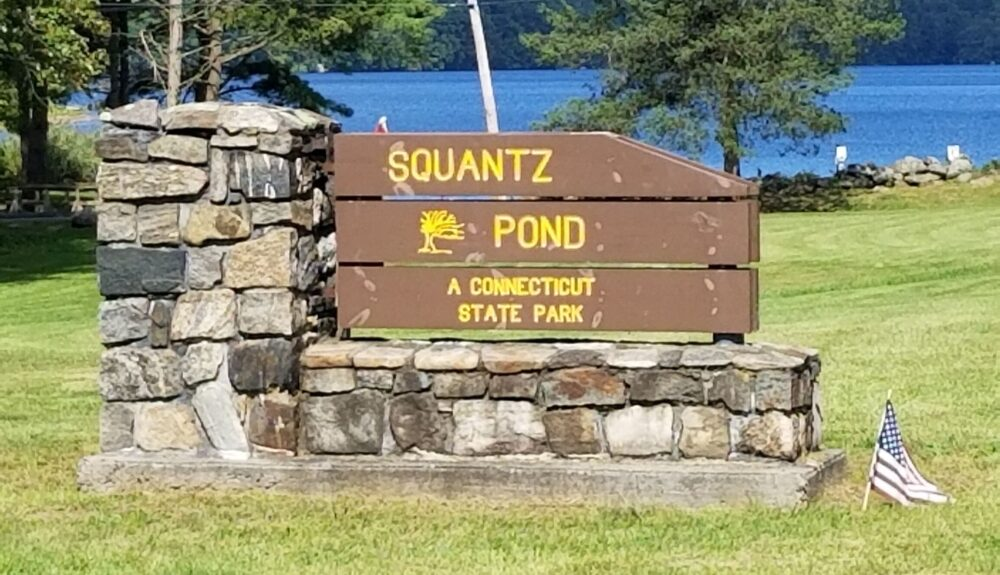 Squantz Pond New Fairfield